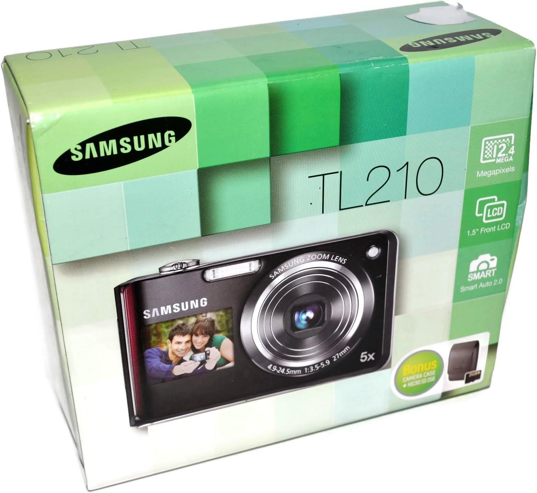 Samsung TL TL210 - Cámara Digital (12,4 MP, Cámara compacta, 25,4/59,2 mm (1/2.33