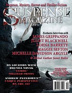 Suspense Magazine June 2011