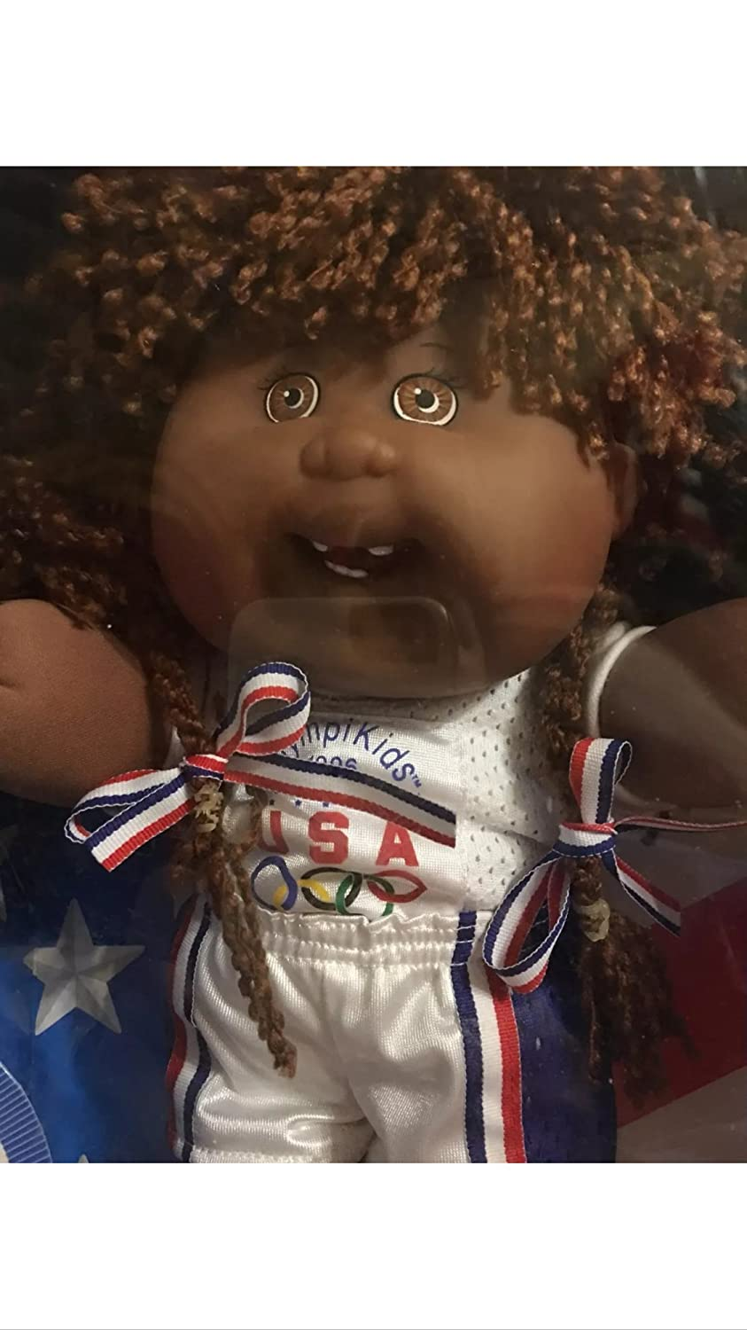 Tennis Olympikids Cabbage Patch Kids Olympikids Special Edition