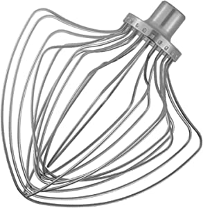 KitchenAid 11-Wire Whip for 5 and 6 Quart Lift Stand Mixer