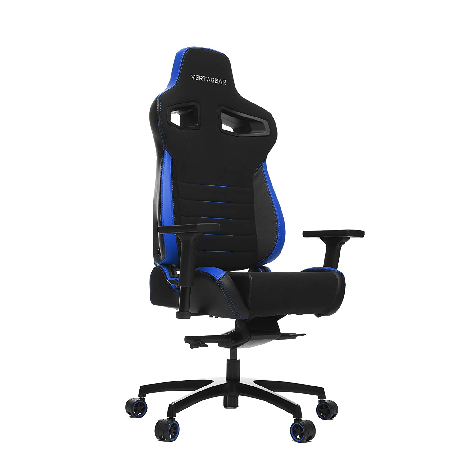 Amazon.com: VERTAGEAR VG-PL4500_BL Racing Series P-Line PL4500 Gaming Chair Black/Blue Edition: Computers & Accessories