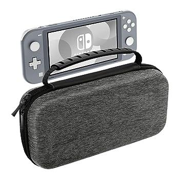MoKo Maletín Compatible con Nintendo Switch Lite 2019, Funda de ...