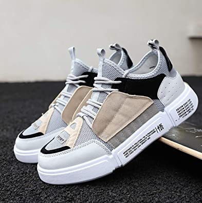 Amazoncom Mens Fashion Sneakers 2019 New Shoes Street Style Ins