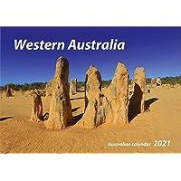2021 Calendar Western Australia Wall Calendar by New Millennium Images