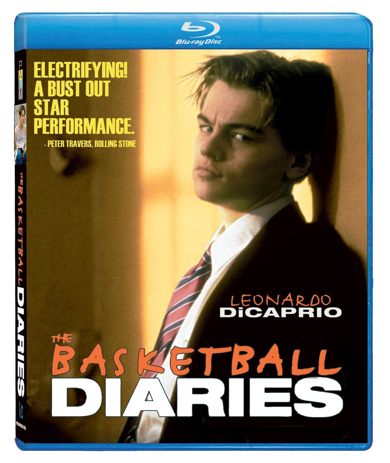 Amazon.com: The Basketball Diaries [Blu-ray]: Leonardo DiCaprio, Lorraine  Bracco, Marilyn Sokol, James Madio, Patrick McGaw, Mark Wahlberg, Roy  Cooper, ...