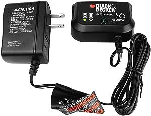 Black & Decker 90592360-01 Charger 9.6v-18v Fits FS1200D-2, FS1202ID, FSD122K-2