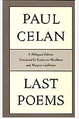 Last Poems Paperback