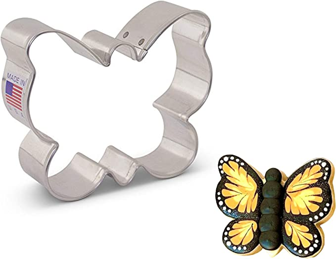 Butterfly 103 Cookie Cutter