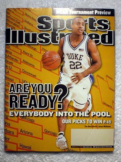 04d61757ce6 Jason Williams - Duke Blue Devils - NCAA Tournament Preview - Regional Cover  - Sports Illustrated