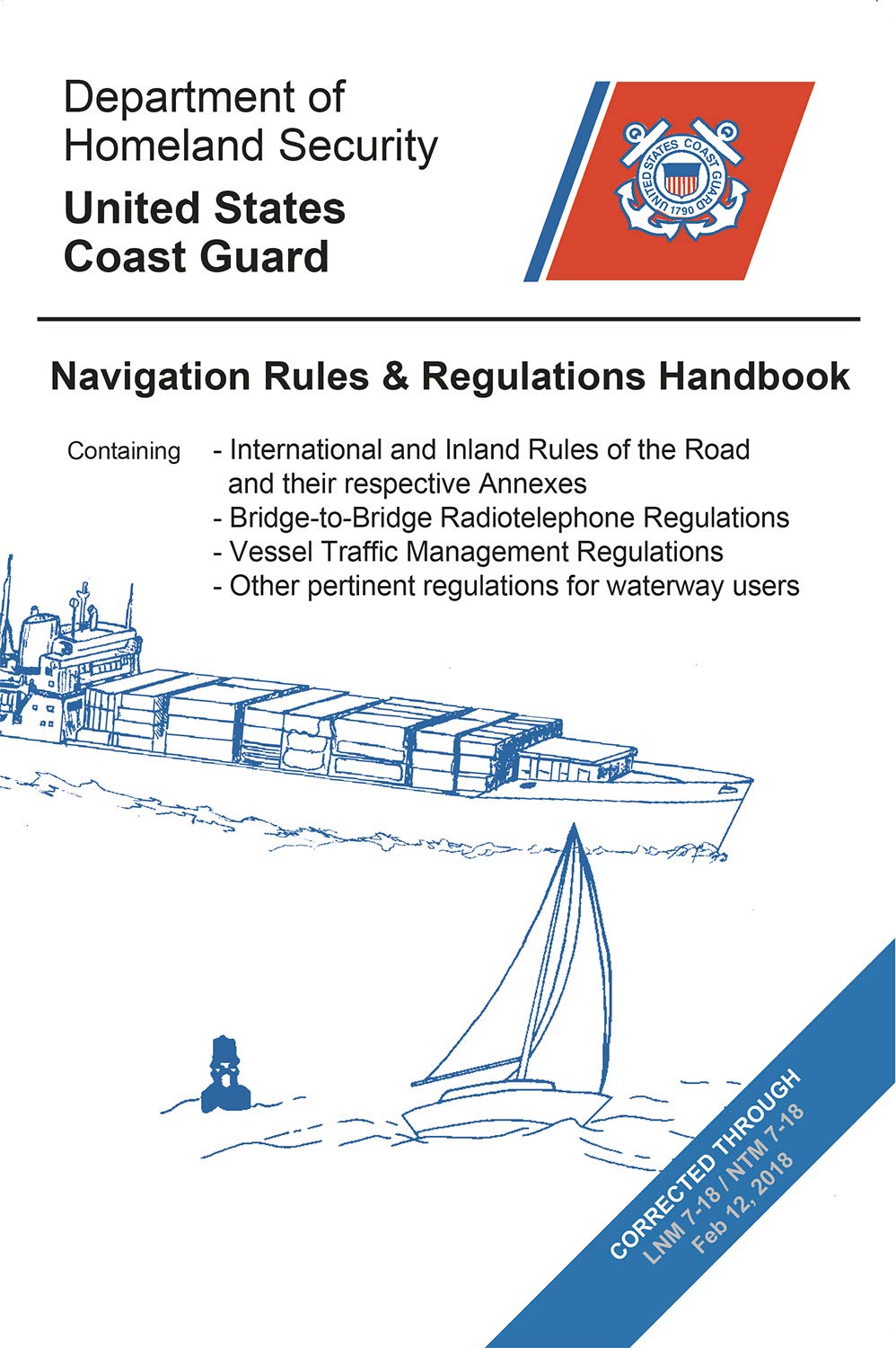 Navigation Rules And Regulations Handbook August 2014 Edition
