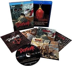 Berserk - L'Epoca d' Oro: Capitolo 01 - L'Uovo del Re Dominatore (Blu-Ray)