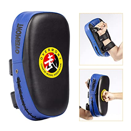 48* 28* 10cm Kick Boxing Pads Strike Curved Arm Pad Boxing Mma Focus Muay Punch Shield Mitts Home