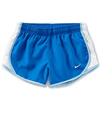 1dc607ae16 Image Unavailable. Image not available for. Color: NIKE Dri-FIT Tempo Big  Kids' (Girls') Running Shorts ...