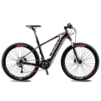 SAVADECK bicicleta eléctrica de montaña de fibra de carbono de 27,5 pulgadas juego de