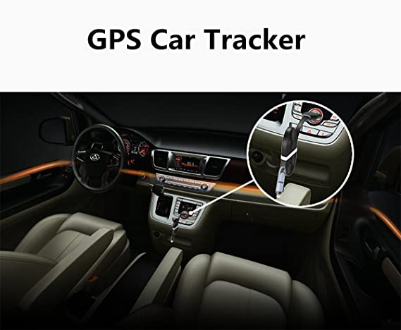 amazoncom 2 in 1 spy gps tracker for car and usb charger cable real time vehicle tracking device support t mobile gsm gprs card no monthly fee for