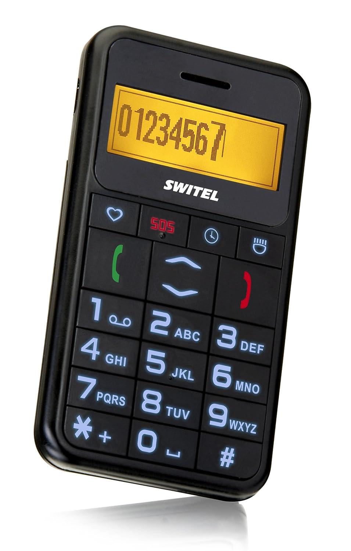 T�l�phone GSM SWITEL M110 NOIR