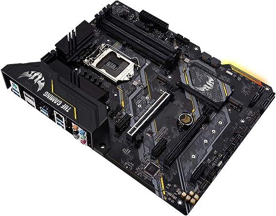 Asus Tuf Gaming B460 Plus Motherboard Socket 1200 Atx 8 Power Levels Hdmi Displayport Sata 6gbps