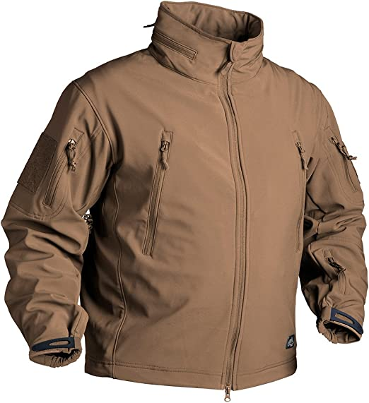 Ex Police Soft Shell Jacket Fleece Lined Windproof Breathable Security