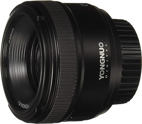 Objetivo Yongnuo YN-35mm F/2 para cámaras DSLR Nikon: Amazon.es ...
