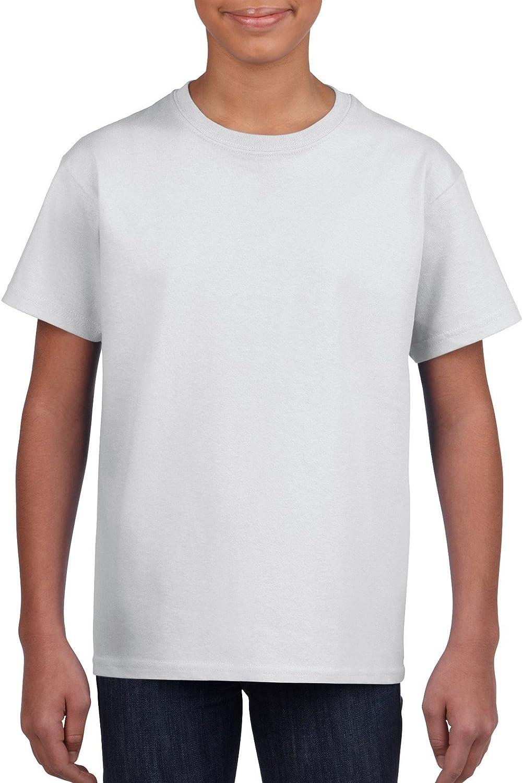 Gildan Kids Ultra Cotton Youth T-Shirt 2-Pack