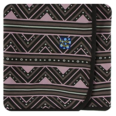 Kickee Pants Little Boys and Girls Print Swaddling Blanket - African  Pattern e406a4dfdb03