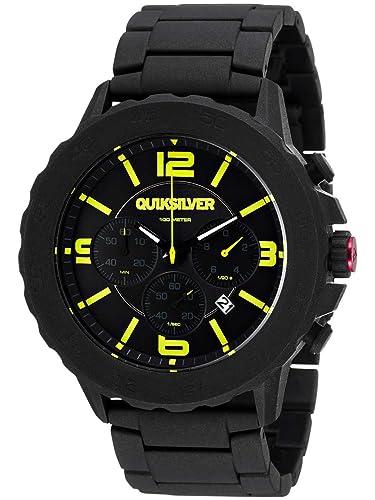 Quiksilver EQYWA03001-XKKG - Reloj para hombres color negro: Amazon.es: Relojes