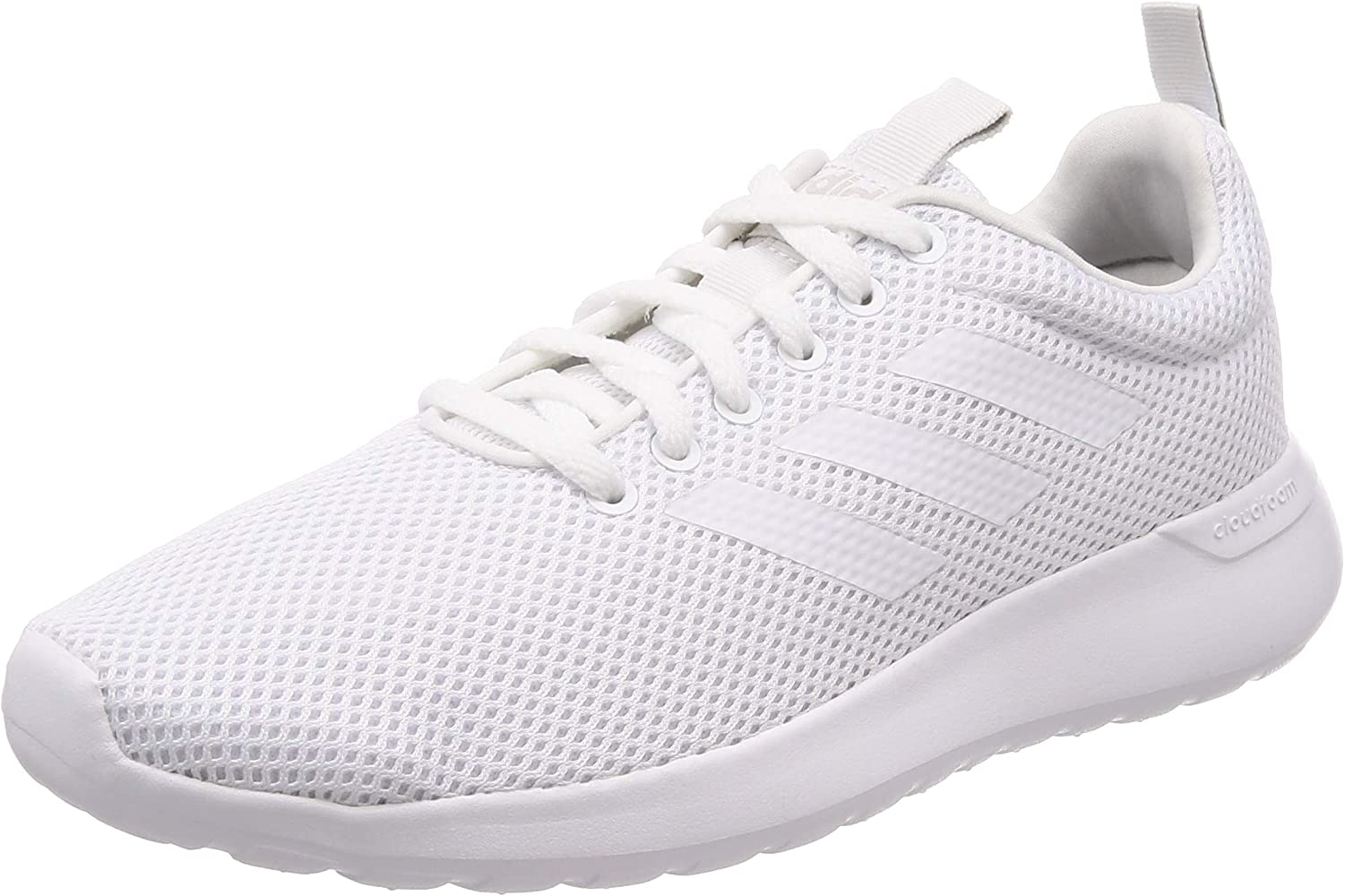 Men Running Shoes Essentials Lite Racer CLN Trainers New B96568 Gym New (US 7)