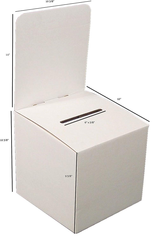 Amazon.com: MCB – Caja de cartón tamaño grande – Urnas ...