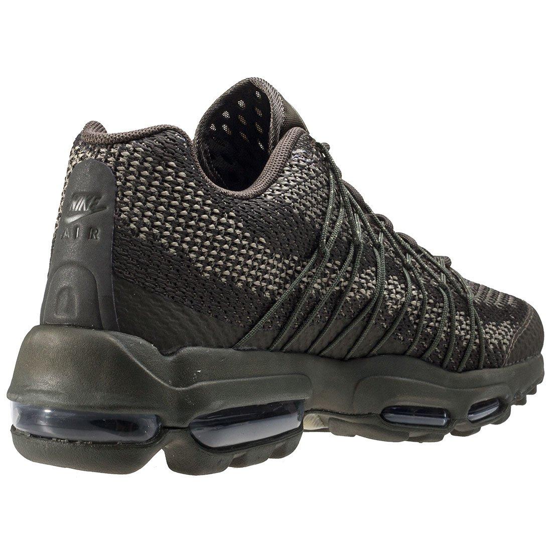 online retailer dc279 78701 Nike Air Max 95 Ultra Jacquard Mens Trainers Khaki - 8.5 UK  Amazon.co.uk   Shoes   Bags