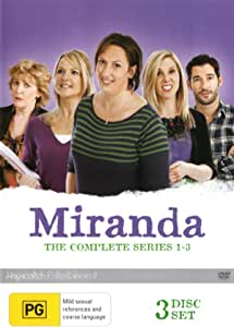 Miranda: Season 1-3 Boxset [3 Disc] (DVD)