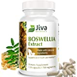 Boswellia Serrata Extract (700 mg) - NonGMO Boswellic 65% Acids w/Bioperine for Enhanced Absorption - Supports Muscle & Joint