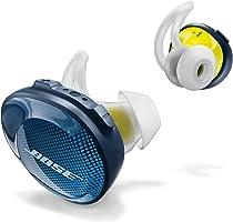 Fones de Ouvido sem Fio SoundSport Free, Bose, Azul/Verde