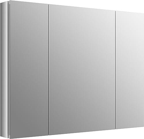 Medicine Cabinet by KOHLER, Bathroom Medicine Cabinet with Mirror, Verdera Collection, 40 Inch X 30 Inch, K-99010-NA