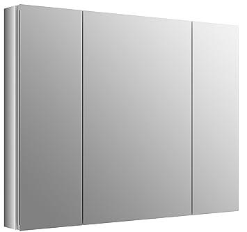 amazon com kohler k 99010 na verdera medicine cabinet 40 inch x 30 rh amazon com