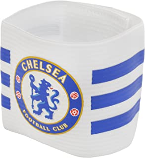 Chelsea FC Captains Armband White/Blue - size One Size Only Adidas 4050949944794