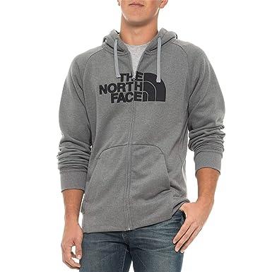 9662cd02c The North Face Men's Avalon Half Dome Full Zip Hoodie Sweatshirt