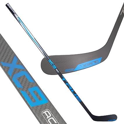 cbb2bc98ee2e7 True XC9 ACF Composite Ice Hockey Stick Grip - Senior 85 Flex (TC4, Left