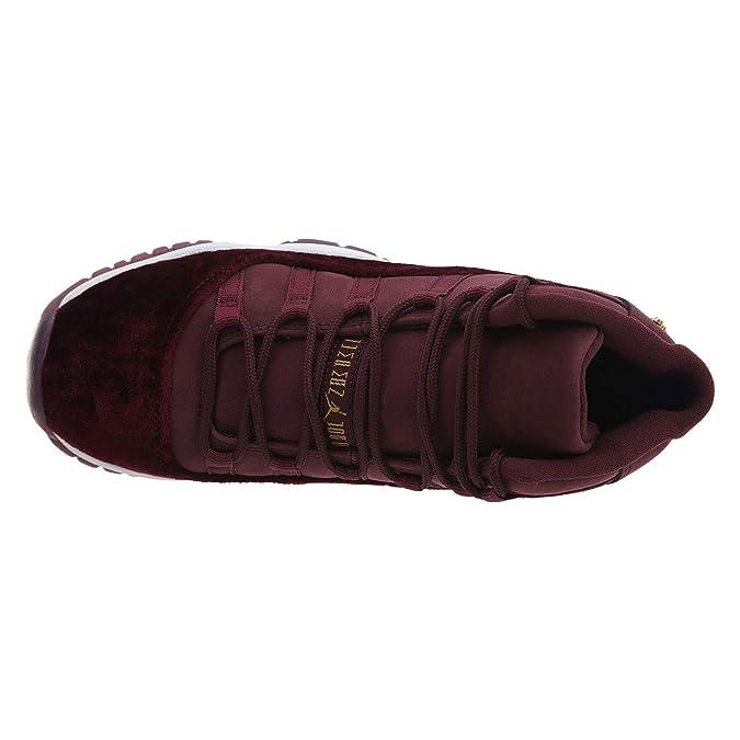 online store cb5cc 26567 Nike Air Jordan 11 Retro Heiress Velvet RL GG 852625-650 Basketball  Turnschuhe  Amazon.de  Schuhe   Handtaschen