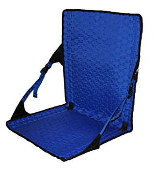 Crazy Creek Products HEX 2.0 Long Back Chair (Black/Royal)