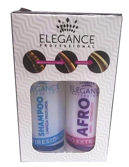 Amazon.com: Cirugia Capilar Elegance Afro 60 Ml (Fast Shipping): Everything Else