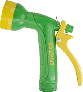 Miracle-Gro SMG12698 7-Pattern Spray Nozzle, Green