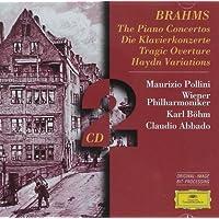 Klavierkonzerte 1 und 2 / Haydn-Variationen