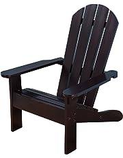KidKraft Adirondack Chair-Espresso