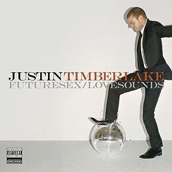 cover album timberlake Justin sex future