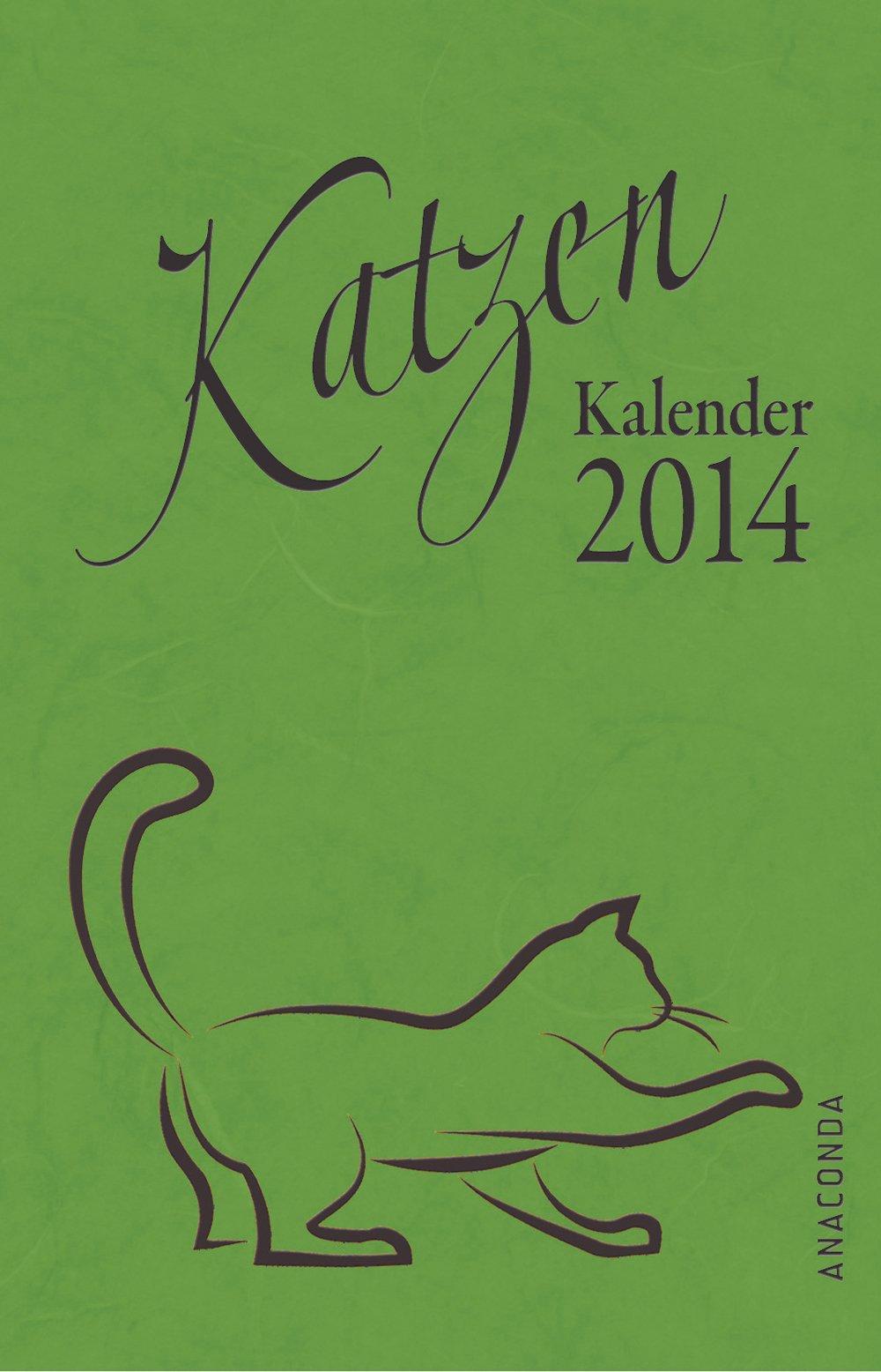 Kalender Katzen 2014
