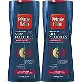 Pétrole Hahn Shampooing Stop Pellicule + Anti Chute 250 ml Lot de 2