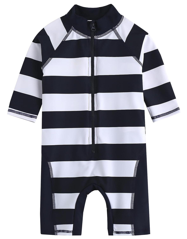 Vaenait Baby 0-24M Baby Boys Swimsuit Rashguard Swimwear Rico C_BBSW_007-1