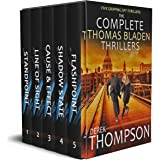 THE COMPLETE THOMAS BLADEN THRILLERS five gripping spy thrillers