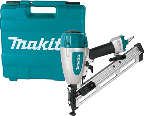Makita AF635 15 Gauge, 2-1 2 Angled Finish Nailer, 34 ,