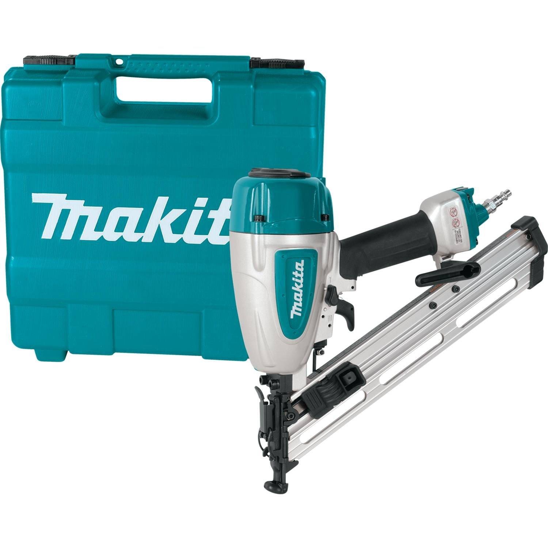 Makita AF635 15 Gauge, 2-1 2 Angled Finish Nailer, 34 ,